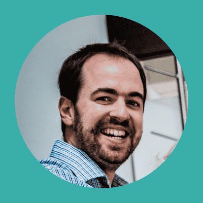 Portrait de Jérôme Dicharry, développeur web